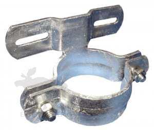 Rohrschelle für Rohrdurchmesser 60mm