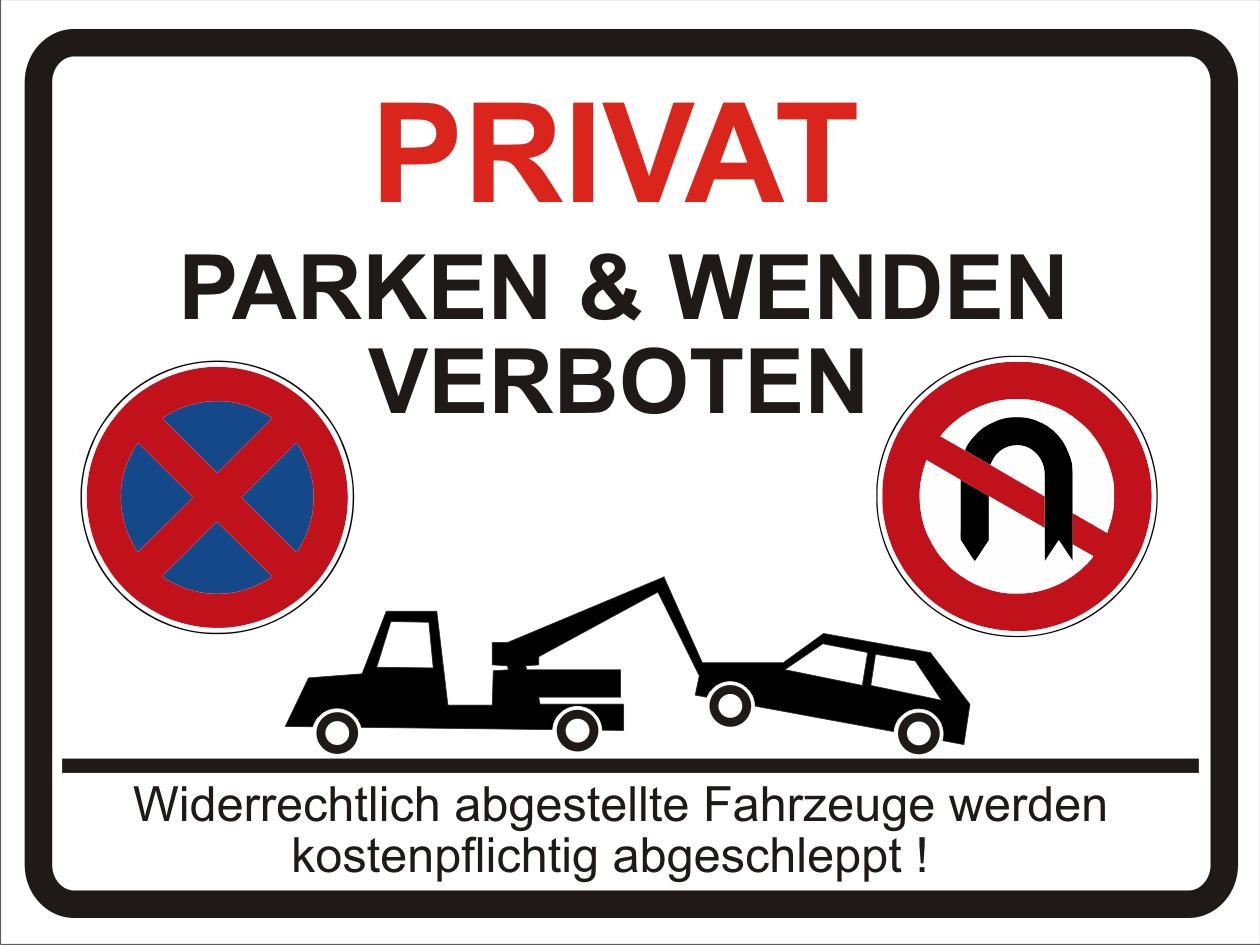 schild parken verboten good einfahrt verboten with schild. Black Bedroom Furniture Sets. Home Design Ideas