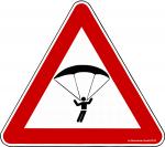 Achtung Fallschirmspringer